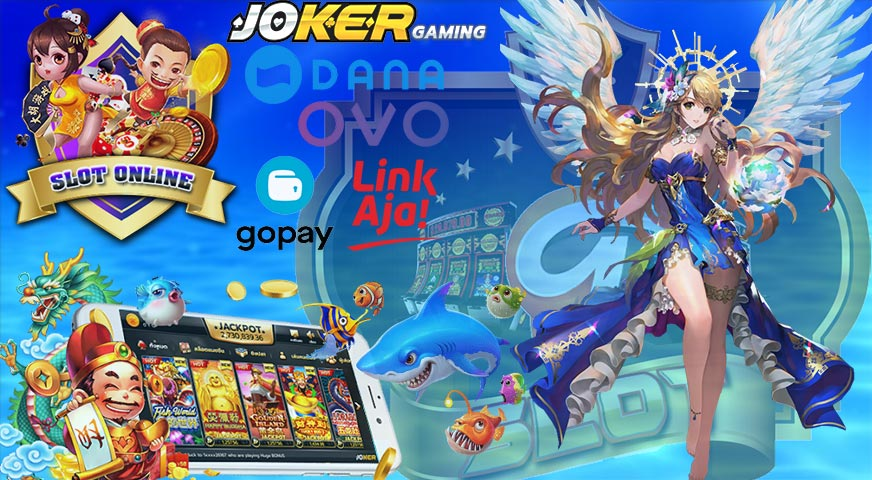 Agen Slot Online Depo 20Rb Via E-Money Joker123
