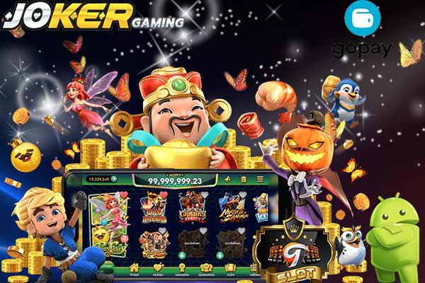 Deposit 20Rb Via Gopay Termurah Game Slot Joker123